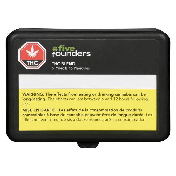 Five Founders Cannabis